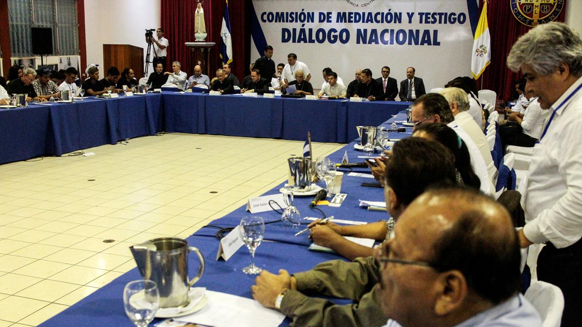 Acuerdo para que organismos internacionales investiguen las muertes en la crisis de Nicaragua
