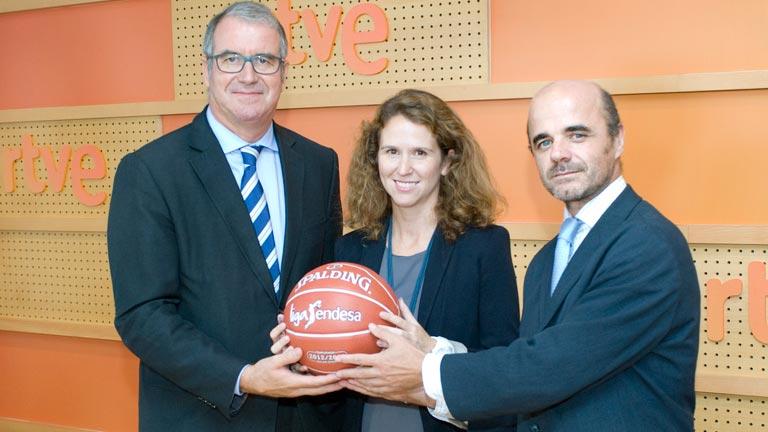 Acuerdo RTVE - ACB para las dos próximas temporadas