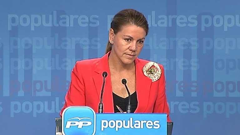 El PP acusa al PSOE de dar un giro radical después de que el Comité Federal anunciara una oposición más crítica