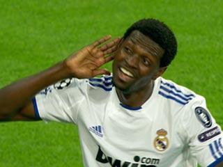 Ver vídeo 'Adebayor marca el segundo del Madrid (2-0)'