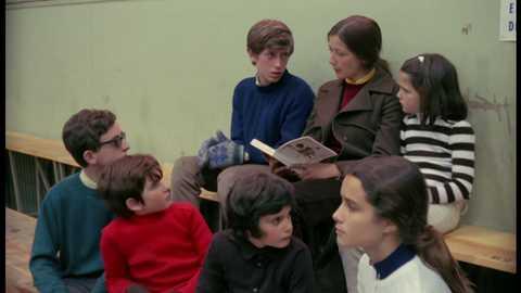 Historia de nuestro cine - ¡Adiós, cigüeña, adiós! (presentación)