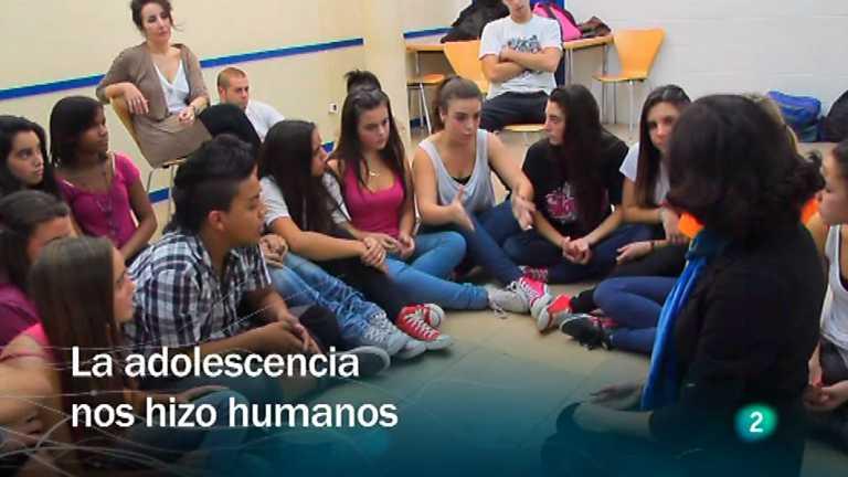Redes - La adolescencia nos hizo humanos