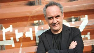 Ferran Adrià visita esta noche 'Entrevista a la carta'