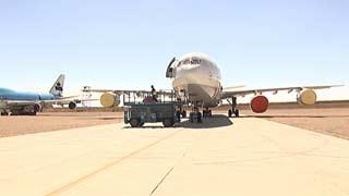 El aeropuerto de Teruel multiplica sus operaciones por cuatro en los últimos dos años