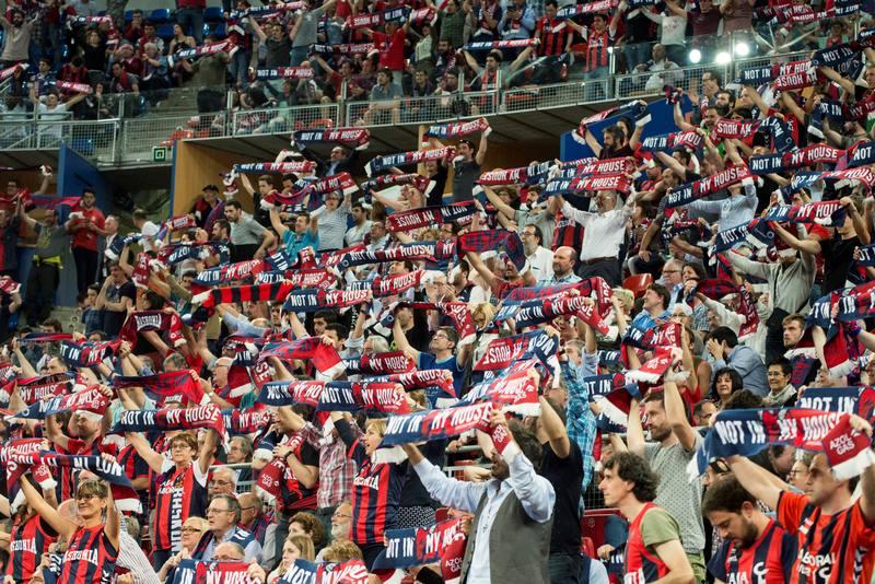Baloncesto euroliga vitoria acoger la 39 final four 39 de for Euroliga cuartos de final