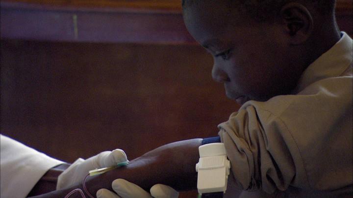 África es el continente más afectado por el sida