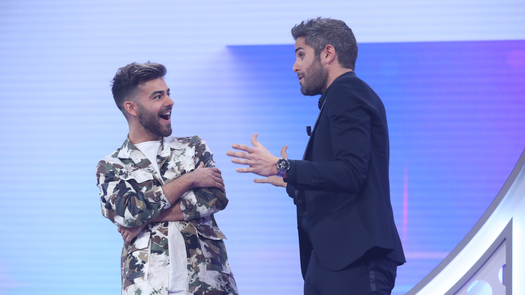 Operación Triunfo - Agoney alucina al saber que también puede ir a Eurovisión con un dueto