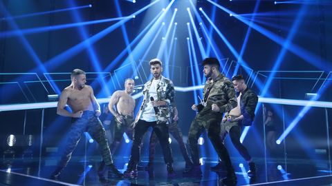 Operación Triunfo - Agoney canta 'Where have you been' en la Gala 12 de OT