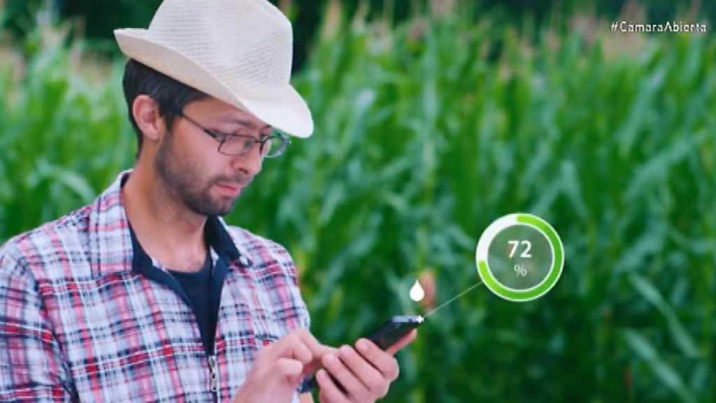 Cámara abierta - El Escritorio... de Agrosfera, Crockpotting.es, Pablo Herreros y Miki Esparbé en #1minutoCOM