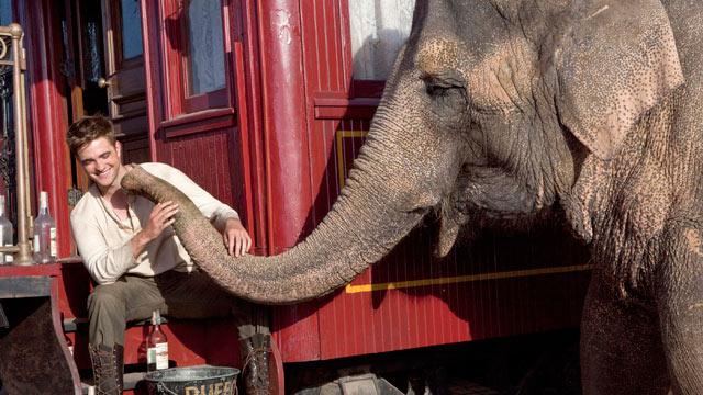 Días de cine: 'Agua para elefantes' de Francis Lawrence