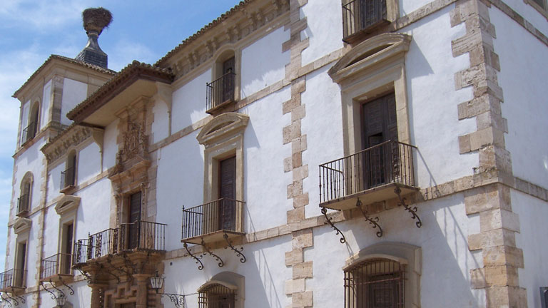 Conectando España - Águila Roja voló sobre Tembleque