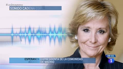Aguirre desmiente que haya llamado para presionar para que aprobaran la carrera a Casado