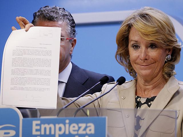 Aguirre pide disculpas a los profesores por insinuar que trabajaban poco
