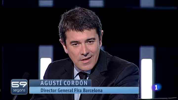 59 segons - Agustí Cordón