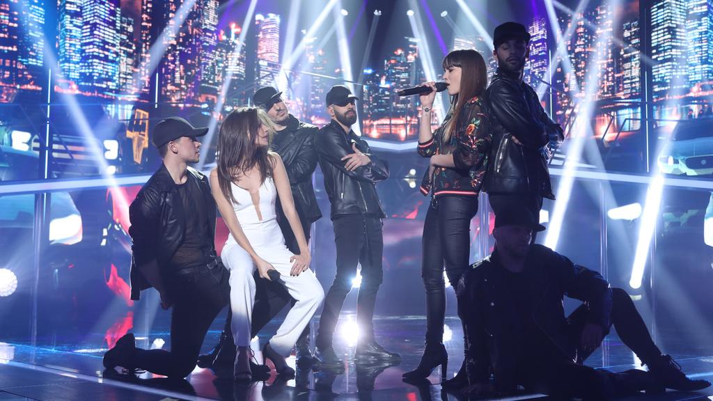 Operación Triunfo - Aitana y Ana Guerra cantan 'Lo malo' en la Gala Fiesta de OT