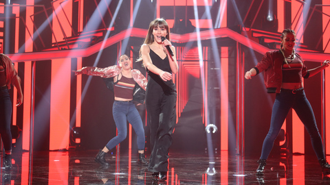 Operación Triunfo - Aitana canta 'Bang, bang' en la Gala Final de OT