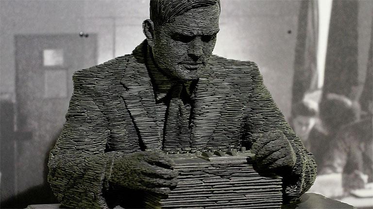 Alan Turing, padre de la informática y un genio incomprendido