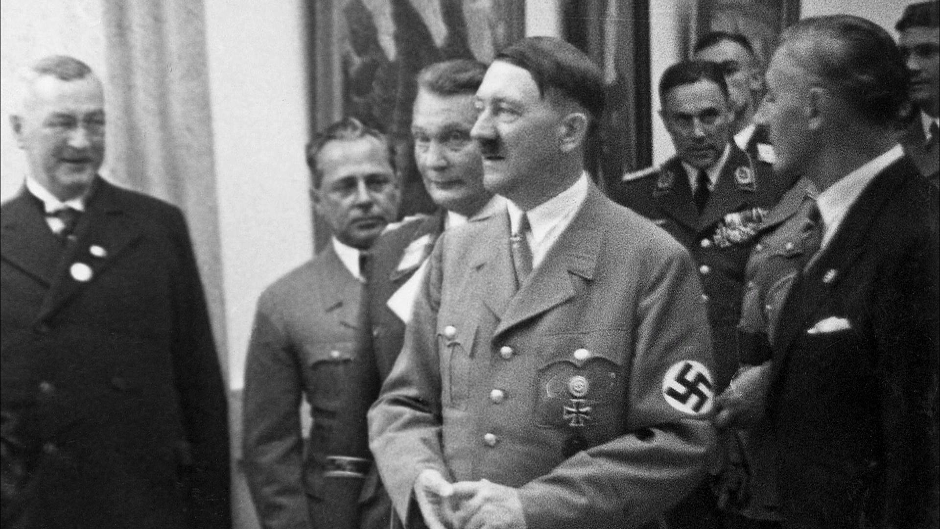 La noche temática - La alargada sombra del expolio nazi - avance