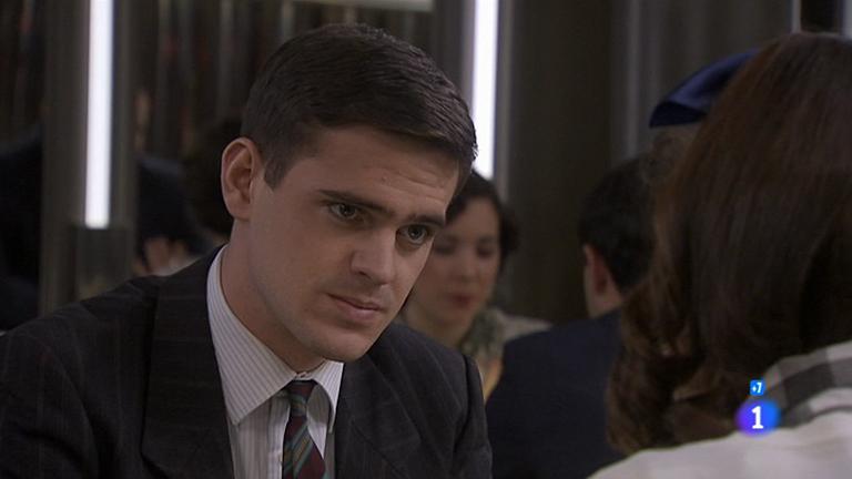 Amar - Alberto cuenta a Matilde su plan de venganza