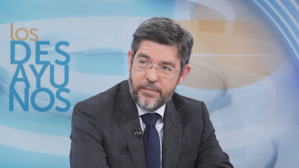 Los desayunos de TVE - Alberto Nadal, secretario de Estado de Presupuestos y Gastos