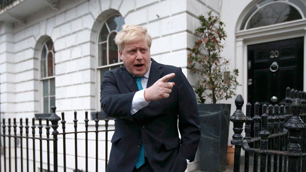 El alcalde de Londres, a favor de la salida de Reino Unido de la UE