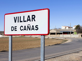 Entrevista al alcalde de Villar de Cañas, futura sede del ATC