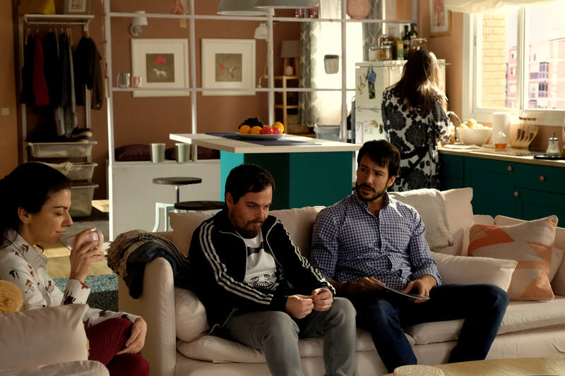 Alejandro Albarracín interpretará a Ramón en 'Servir y proteger'