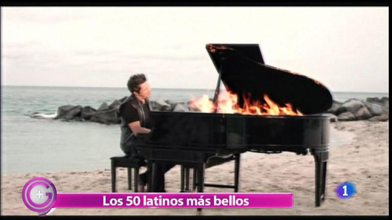 Más Gente -  Los 50 latinos más bellos