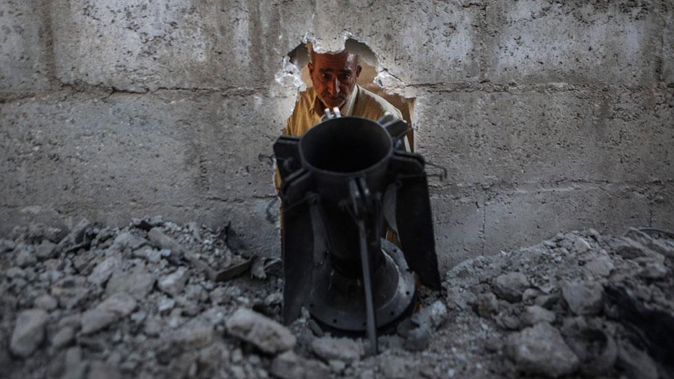 """El testimonio de un sacerdote que vive en Alepo: """"No existe ningún futuro"""""""