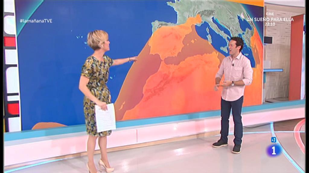 Alerta, ola de calor en España