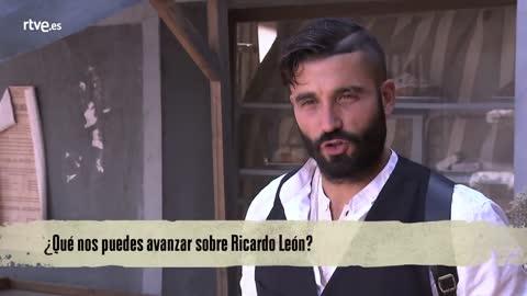 El Continental - Álex García es Ricardo León en 'El Continental'