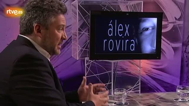 """Gent de paraula -  Àlex Rovira : """"L'única solució als problemes que tenim és diu cultura"""""""