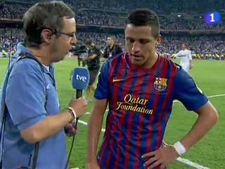 """Alexis: """"Es un buen resultado"""""""