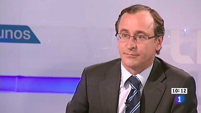 Los desayunos de TVE - Alfonso Alonso, Portavoz del PP en el Congreso