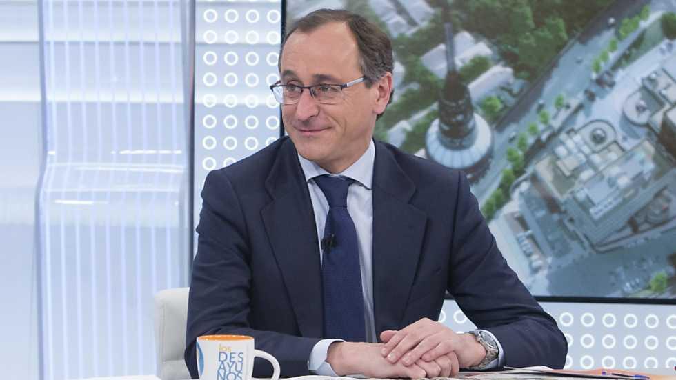 Los desayunos de TVE - Alfonso Alonso, presidente del PP del País Vasco