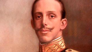 Memoria de España - Alfonso XIII