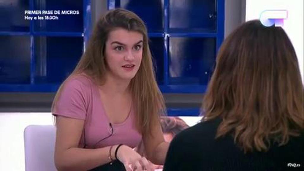 Operación Triunfo - Alfred y Amaia agobiados porque no pueden tocar el piano en Eurovisión