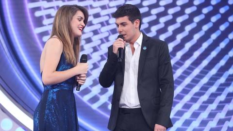 Operación Triunfo - Alfred sorprende al público pidiendo cantar 'City of stars'