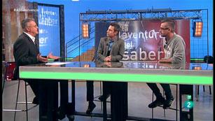 La Aventura del Saber. TVE. Sección de psicología. Alfredo García Gárate y Guillermo Blázquez