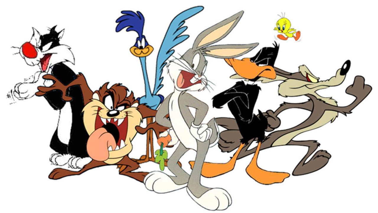 Algunos de los personajes más famosos de 'Looney Tunes'