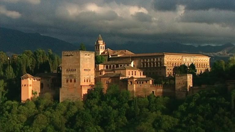 La mitad invisible - La Alhambra de Granada