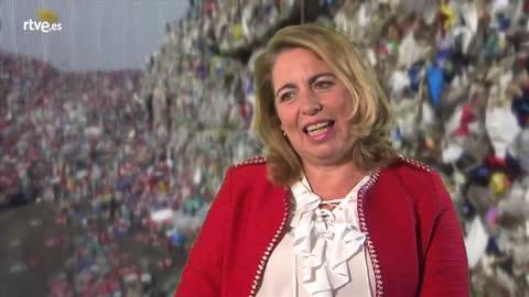 Alicia García-Franco (Dir. General de la Federación Española de Recuperación y Reciclaje)
