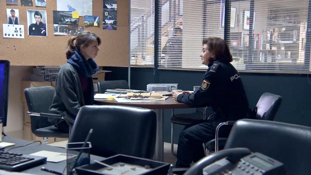 Servir y Proteger - Alicia quiere reincorporarse a la comisaría