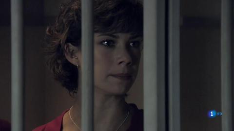 Servir y proteger - Alicia se entera por la confesión de un preso que Iker está en problemas
