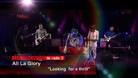 Los conciertos de Radio 3 - All La Glory