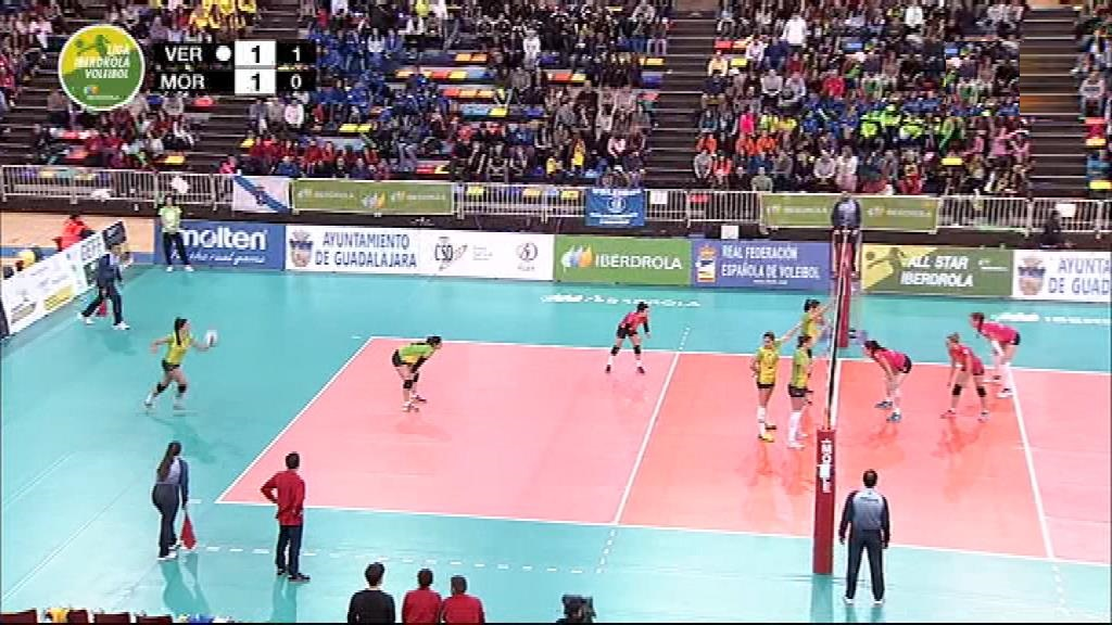 Voleibol - All Star Superliga Iberdrola Femenina