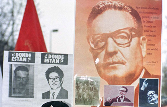 En portada - Allende, A Closed Affair (English Subtitles)