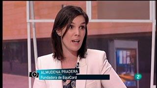 Para todos la 2 - Entrevista:  Almudena Pradera, de Equicord