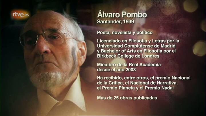 Pienso luego existo - Álvaro Pombo - presentación