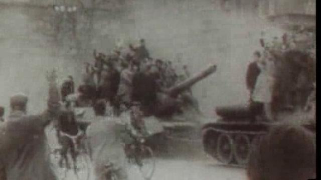 Hungría, así fue la invasión